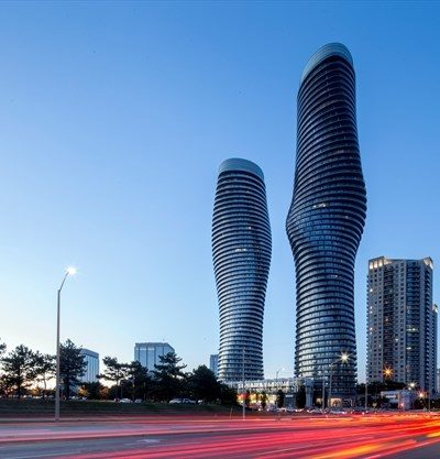Mississauga downtown