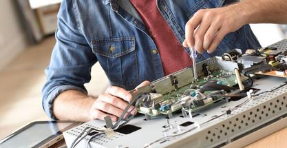 best TV repair service Brampton
