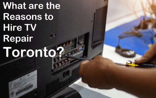 TV Repair Toronto Ca