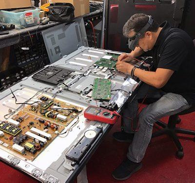tv repair specialist